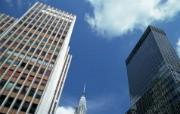纽约建筑 1 4 纽约建筑 建筑壁纸