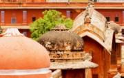 印度建筑写真 1 8 印度建筑写真 建筑壁纸