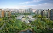 建筑园林效果 5 16 建筑园林效果 建筑壁纸