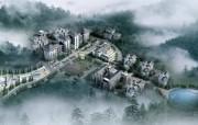 建筑园林效果 5 6 建筑园林效果 建筑壁纸