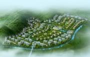 建筑园林效果 6 20 建筑园林效果 建筑壁纸