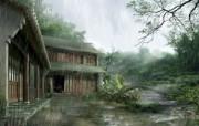 建筑园林效果 9 16 建筑园林效果 建筑壁纸