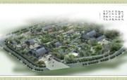 建筑园林效果 9 12 建筑园林效果 建筑壁纸