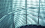 立体感现代建筑壁纸 建筑壁纸