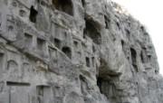 龙门石窟 2 20 龙门石窟 建筑壁纸