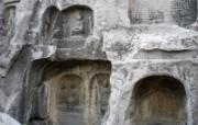 龙门石窟 2 18 龙门石窟 建筑壁纸