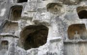 龙门石窟 2 4 龙门石窟 建筑壁纸
