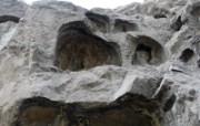 龙门石窟 1 12 龙门石窟 建筑壁纸