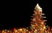 圣诞节装饰 壁纸1 圣诞节装饰 建筑壁纸