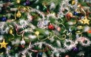 圣诞节装饰 壁纸6 圣诞节装饰 建筑壁纸