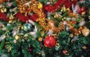 圣诞节装饰 壁纸7 圣诞节装饰 建筑壁纸