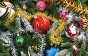 圣诞节装饰 壁纸10 圣诞节装饰 建筑壁纸