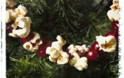 圣诞装饰 壁纸7 圣诞装饰 建筑壁纸
