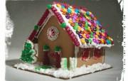 圣诞装饰 壁纸10 圣诞装饰 建筑壁纸