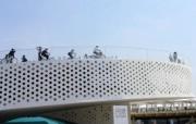 世博场馆剪影 3 10 世博场馆剪影 建筑壁纸