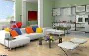 时尚室内设计漂亮壁纸 壁纸17 时尚室内设计漂亮壁纸 建筑壁纸