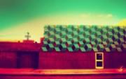 现代简约建筑设计壁纸 壁纸8 现代简约建筑设计壁纸 建筑壁纸