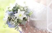 新婚专用 婚礼婚戒鲜花温馨壁纸 壁纸15 新婚专用:婚礼婚戒鲜 建筑壁纸