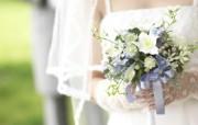 新婚专用 婚礼婚戒鲜花温馨壁纸 壁纸23 新婚专用:婚礼婚戒鲜 建筑壁纸