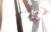 新婚专用 婚礼婚戒鲜花温馨壁纸 壁纸27 新婚专用:婚礼婚戒鲜 建筑壁纸