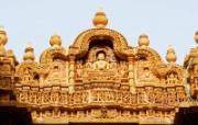 印度建筑写真 2 9 印度建筑写真 建筑壁纸