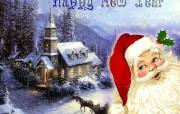 迪尼斯圣诞节宽屏壁纸 节日壁纸