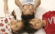 儿童节主题儿童写真摄影 节日壁纸