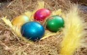 复活节彩蛋 4 9 复活节彩蛋 节日壁纸