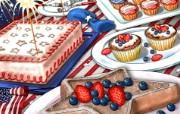 USA独立日 节日壁纸