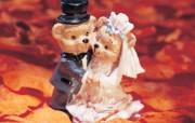 浪漫婚礼主题壁纸 节日壁纸