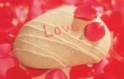 浪漫情人节壁纸情人节爱意饰品桌面 节日壁纸