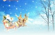浪漫圣诞壁纸 节日壁纸