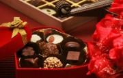 情人节壁纸一甜心巧克力 节日壁纸