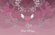 情人节献礼之情人节插画艺术特辑壁纸 节日壁纸