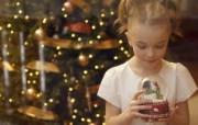 圣诞家庭主题 节日壁纸