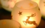 圣诞节壁纸缤纷圣诞装饰图片二 节日壁纸