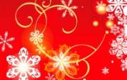 圣诞节花纹设计 圣诞节简约线条图案 圣诞节简约矢量背景 节日壁纸