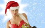圣诞女孩 1 12 圣诞女孩 节日壁纸
