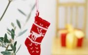 圣诞节主题圣诞家庭装饰摄影 节日壁纸