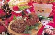 圣诞美食桌面壁纸 圣诞美食桌面壁纸 节日壁纸