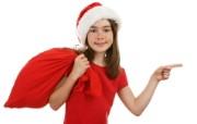圣诞女孩 2 11 圣诞女孩 节日壁纸