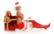 圣诞女孩 2 6 圣诞女孩 节日壁纸