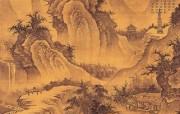 台北故宫博物院2008月历 节日壁纸