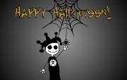 万圣节插画图片 Halloween Art Design 万圣节插画设计壁纸 节日壁纸