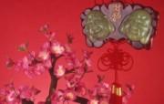 中国风之红色喜庆壁纸 中国风之红色喜庆壁纸 节日壁纸