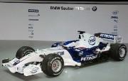 2007 F1车队新车 静物壁纸
