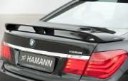 2009款 宝马 Hamann改装 7系 F01 F02 壁纸15 2009款 宝马H 静物壁纸