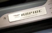 2010 Aston Martin Rapide 阿斯顿 马丁四门轿跑 壁纸30 2010 Aston 静物壁纸