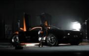 2010 俄罗斯超级跑车 Marussia B1 壁纸3 2010 (俄罗斯超 静物壁纸