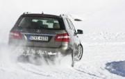 2010 Mercedes Benz 奔驰 E Class 4Matic 壁纸4 2010 Merce 静物壁纸